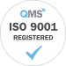 Iso 9001 Registered White